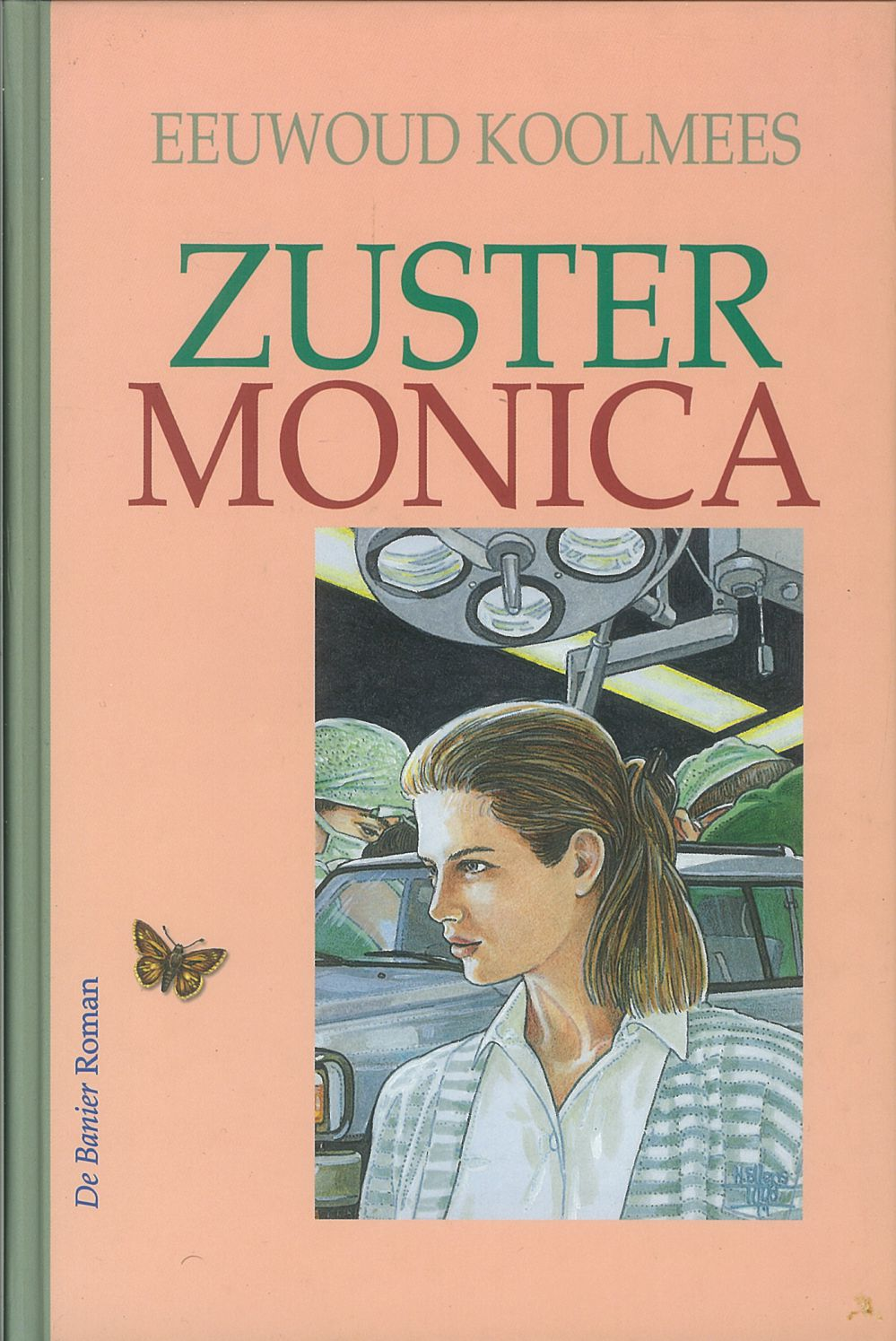Zuster Monica; E-Book